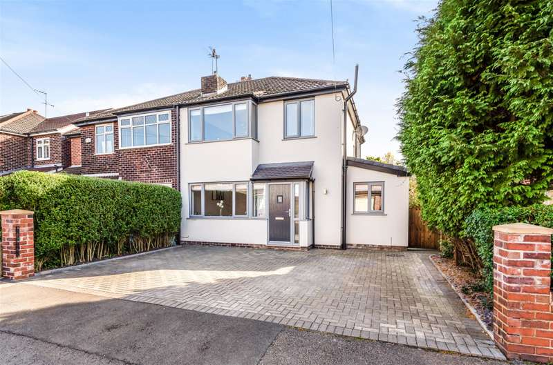 3 Bedrooms Semi Detached House for sale in Blandford Avenue, Worsley, Manchester, M28 2JE