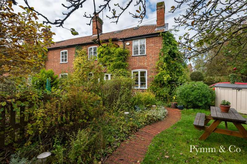 3 Bedrooms Cottage House for sale in Harts Lane, Bawburgh, Norwich
