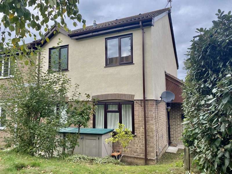 1 Bedroom End Of Terrace House for sale in Grampian Way, Downswood, Maidstone, Kent, ME15