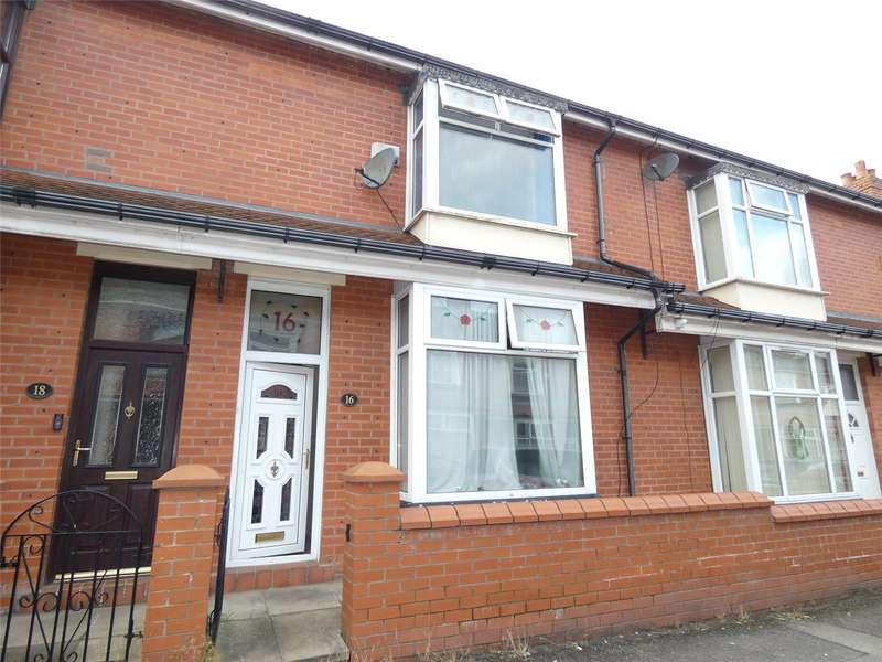 3 Bedrooms Terraced House for sale in Milford Road, Bolton, BL3