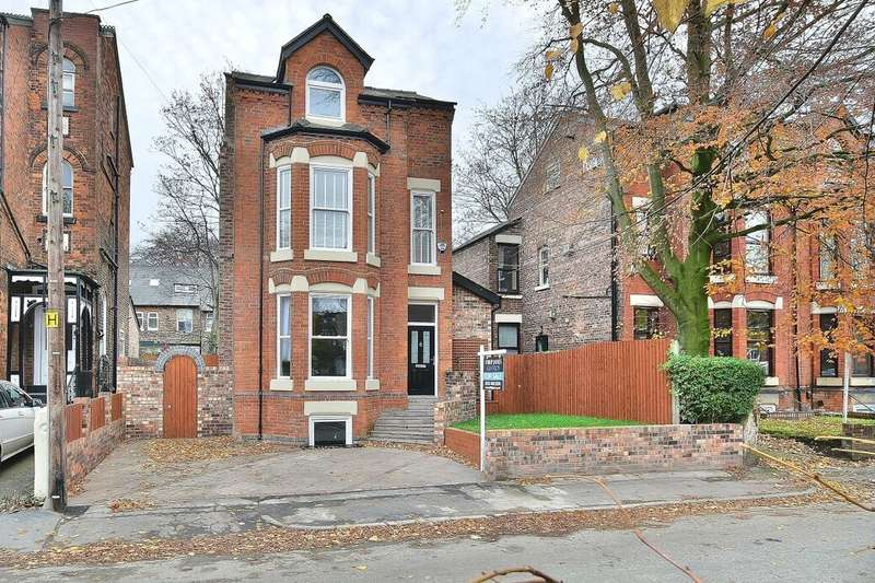 5 Bedrooms Detached House for rent in Northen Grove, West Didsbury, Manchester, M20