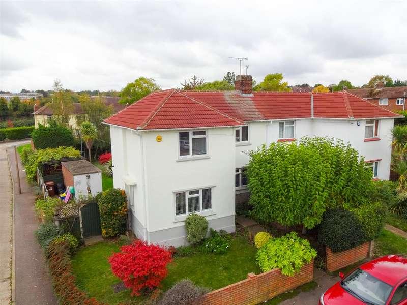 3 Bedrooms Semi Detached House for sale in Dorset Square, Rainham