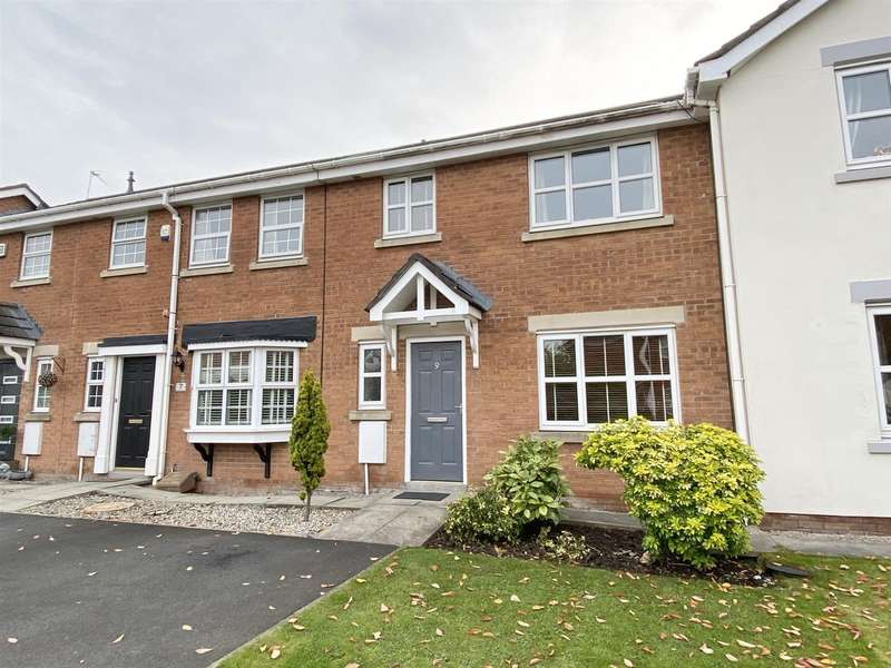 3 Bedrooms Mews House for sale in Coopers Row, Lytham