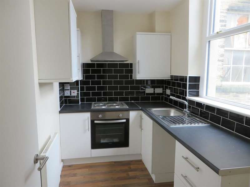 2 Bedrooms Apartment Flat for rent in Crown Street, Halifax, West Yorkshire, HX1 1TT