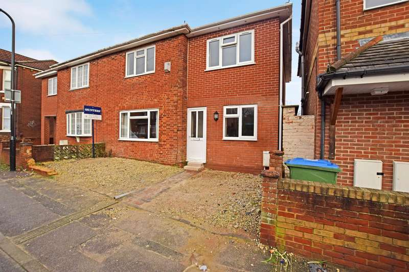6 Bedrooms Semi Detached House for sale in Cambridge Road, Southampton, Hampshire, SO14 6US