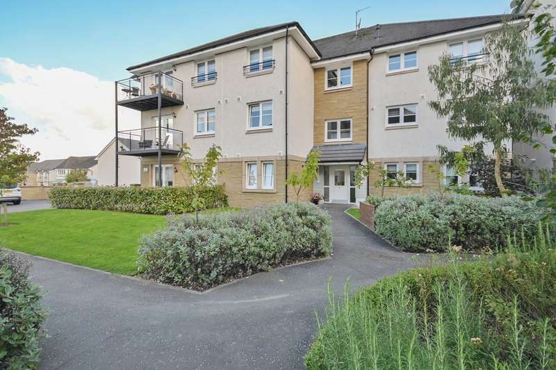 2 Bedrooms Flat for sale in Maurice Wynd, Dunblane, FK15