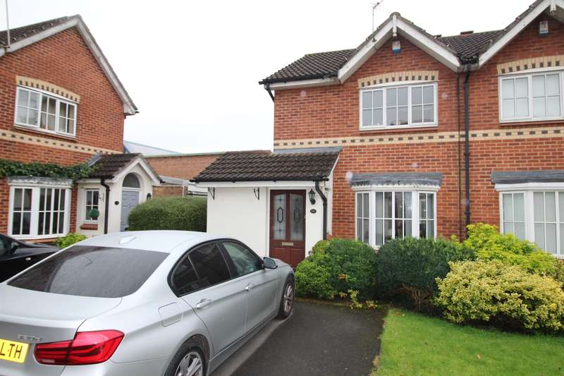2 Bedrooms Semi Detached House for sale in Hilton Road, Manchester, M22 4ZD