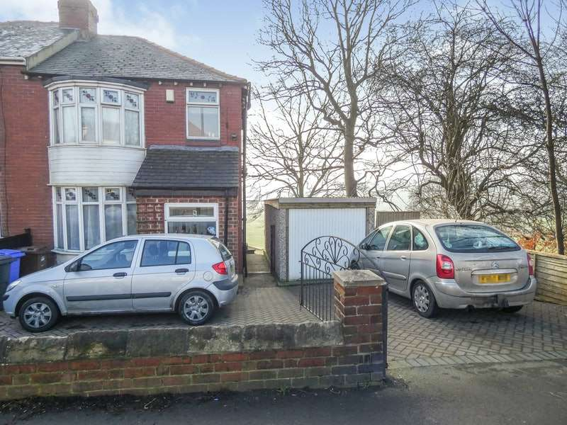 3 Bedrooms Semi Detached House for sale in Elm Lane, Sheffield, South Yorkshire, S5