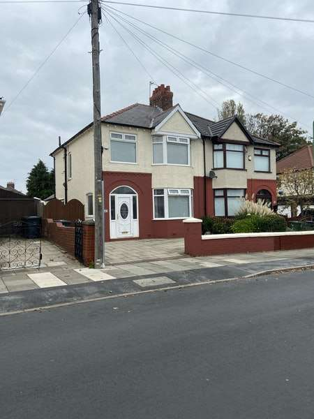 3 Bedrooms Semi Detached House for sale in Stanley Park, Liverpool, Merseyside, L21