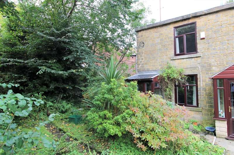 2 Bedrooms Semi Detached House for sale in Brook Cottages, Rochdale, Greater Manchester, OL16