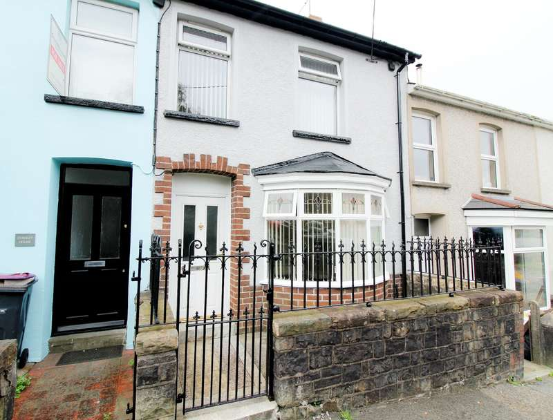 2 Bedrooms Terraced House for sale in Ton Mawr Road, Blaenavon, Pontypool