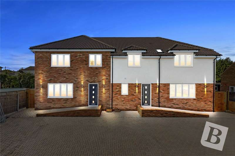 4 Bedrooms Semi Detached House for sale in Church Crescent, Mountnessing, Brentwood, Essex, CM15