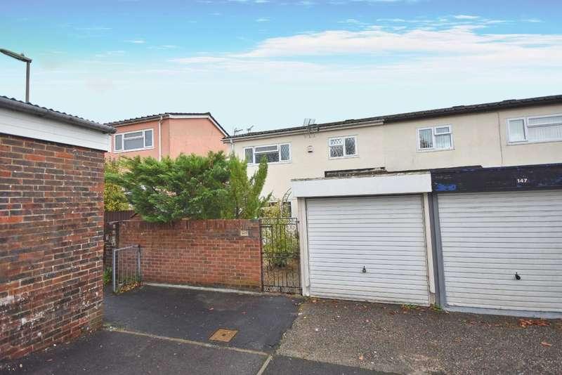 3 Bedrooms End Of Terrace House for sale in Winklebury, Basingstoke, RG23