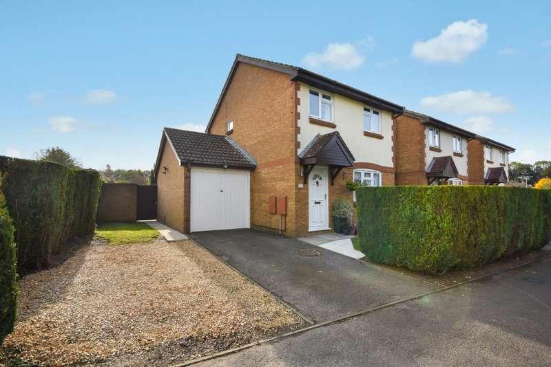 3 Bedrooms Link Detached House for sale in Hatch Warren, Basingstoke, RG22