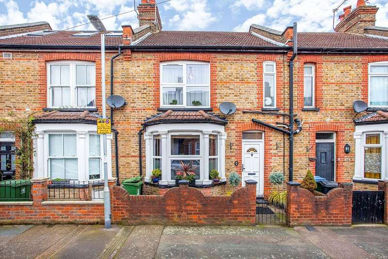3 Bedrooms House for sale in Jubilee Road, Watford, Hertfordshire, WD24