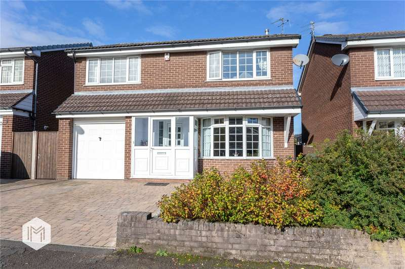 4 Bedrooms Detached House for sale in Ashford Close, Bury, BL8