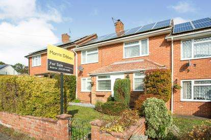 3 Bedrooms Terraced House for sale in Thornhill, Southampton, Hampshire