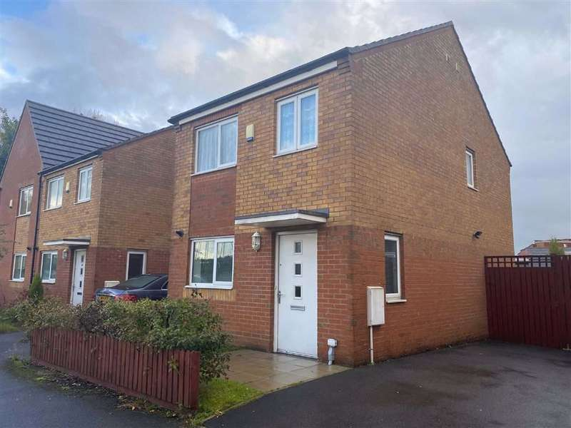 3 Bedrooms Detached House for rent in Kylemore Way, Beswick