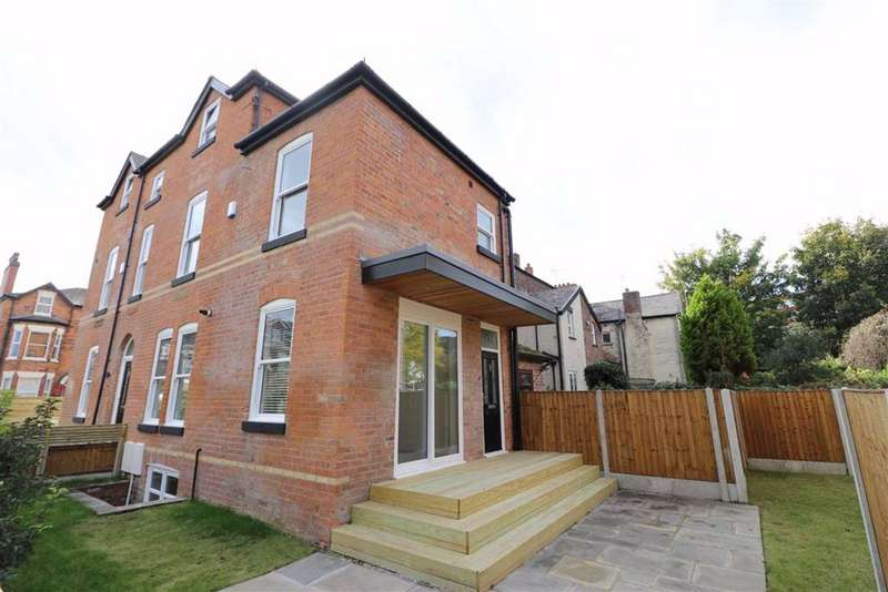3 Bedrooms End Of Terrace House for sale in Keppel Road, Chorlton, Manchester, M21