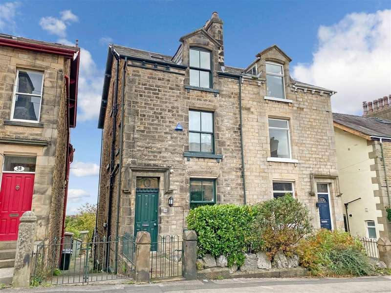 4 Bedrooms Semi Detached House for sale in Derwent Road, Freehold - a beautiful period home with outstanding views