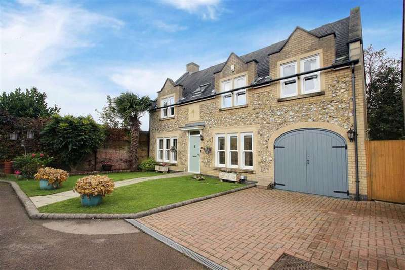 4 Bedrooms Detached House for sale in Apsley