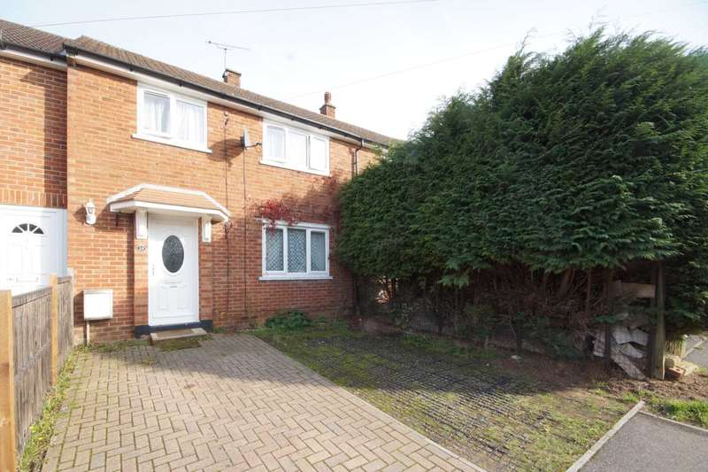 3 Bedrooms Terraced House for sale in Sutton Field, Whitehill, Hampshire, GU35