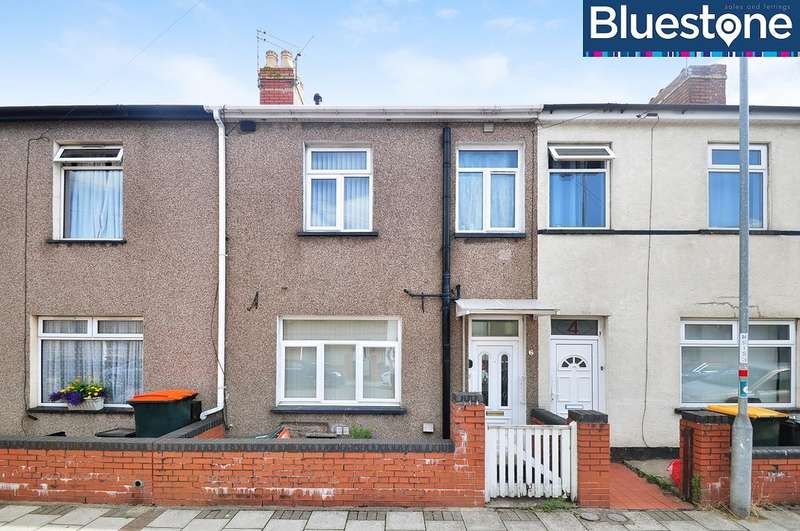 2 Bedrooms Terraced House for sale in Fairfax Road, Newport