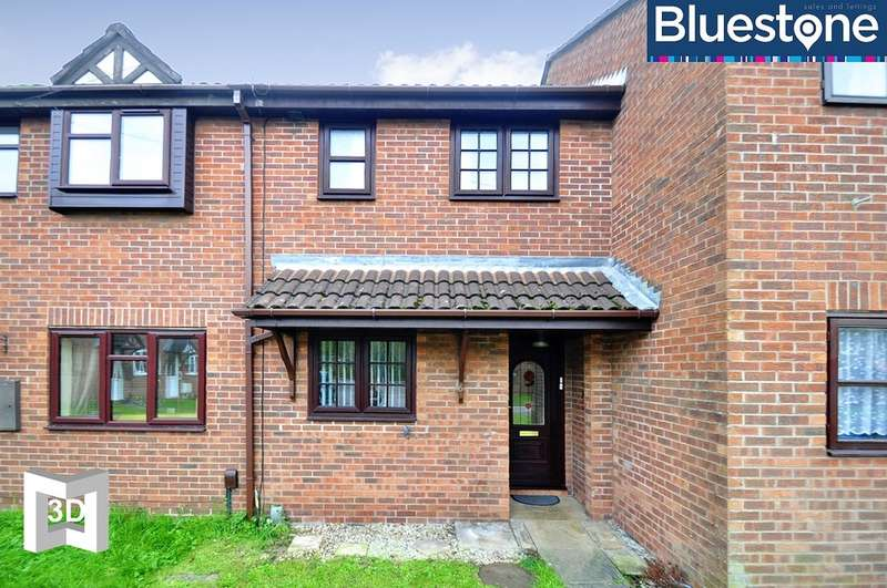 2 Bedrooms Terraced House for sale in Highbank, Newport