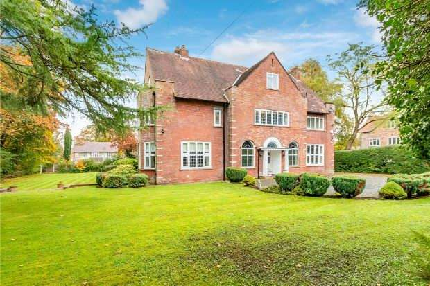8 Bedrooms Detached House for sale in Park Road, Hale