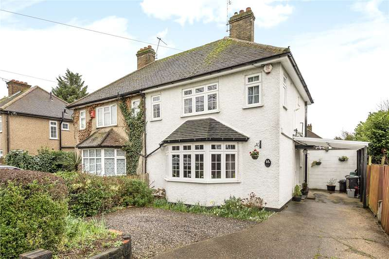 2 Bedrooms Semi Detached House for sale in Berry Lane, Rickmansworth, Hertfordshire, WD3