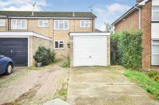 3 Bedrooms End Of Terrace House for sale in Quantock Drive, Ashford, Kent, England