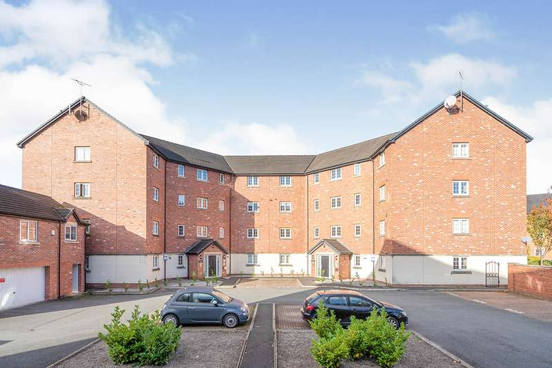 2 Bedrooms Flat for sale in Scott Court, 5 Giants Seat Grove, M27