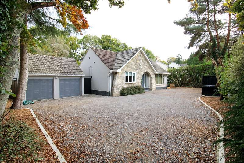 3 Bedrooms Detached House for sale in Hurn Lane, Ringwood, Hampshire, BH24