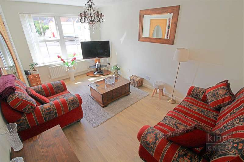 2 Bedrooms Terraced House for sale in Doulton Close, Church Langley