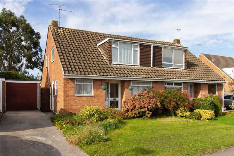 3 Bedrooms Semi Detached House for sale in Manor Lane, Charfield, W-U-E, GL12