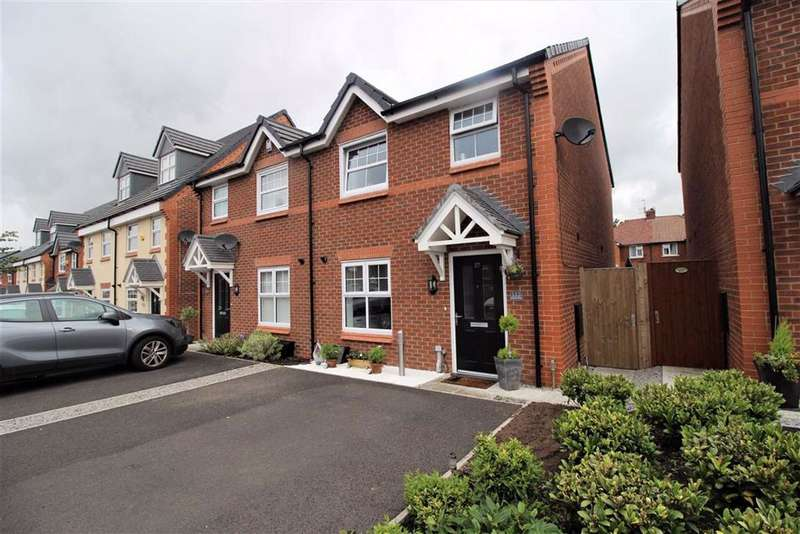 3 Bedrooms Semi Detached House for sale in Eason Way, Ashton-under-Lyne