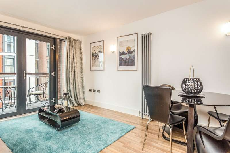 1 Bedroom Flat for sale in Little Peter Street, Manchester, Greater Manchester, M15