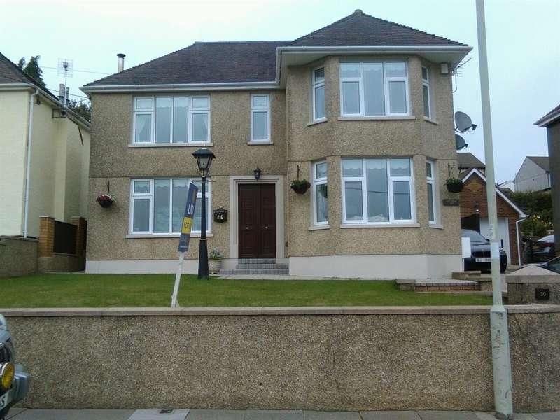3 Bedrooms Detached House for sale in Church Road, Pontypridd