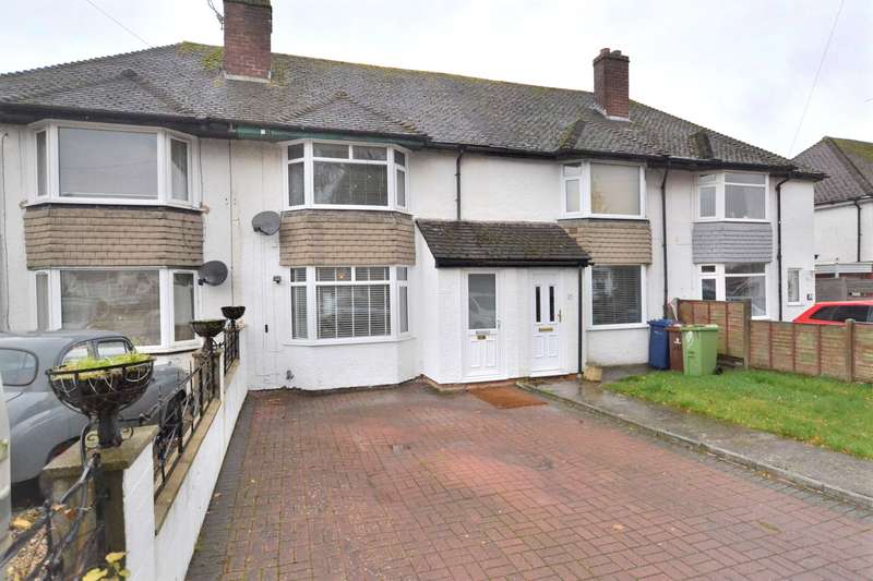 2 Bedrooms Terraced House for sale in Ermin Park, Gloucester, GL3