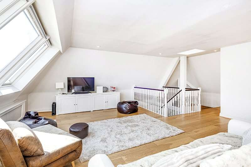 2 Bedrooms Flat for sale in Well Walk, London, NW3