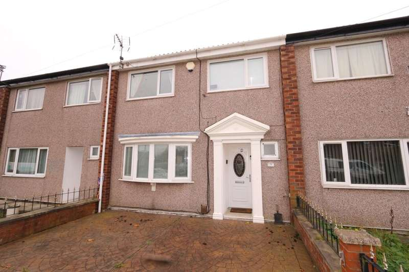 3 Bedrooms Property for sale in Scott Gate, Audenshaw, Manchester, M34