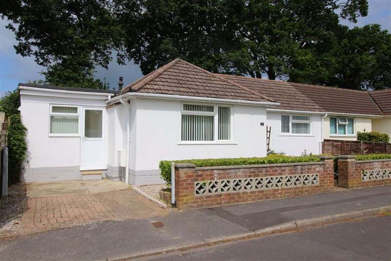 2 Bedrooms Bungalow for sale in Frampton Close, New Milton, Hampshire