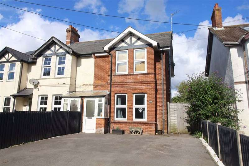 3 Bedrooms Semi Detached House for sale in New Milton, Hampshire