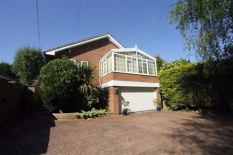 2 Bedrooms Detached House for sale in Oaklands