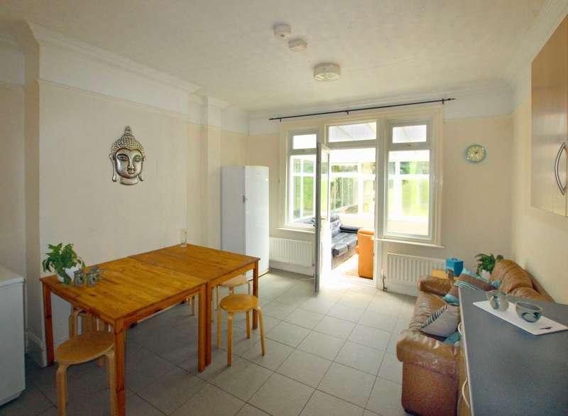 8 Bedrooms Semi Detached House for rent in Upper Redlands Road, Reading