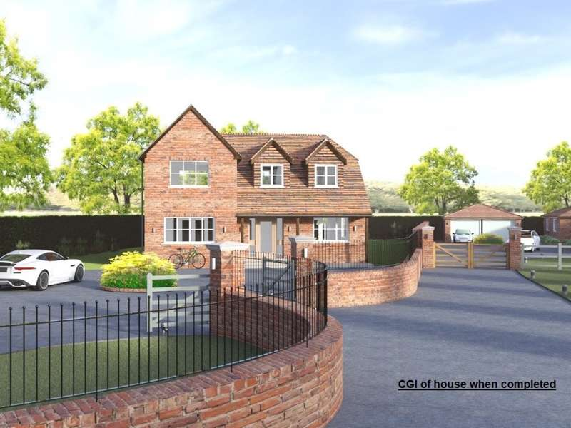 4 Bedrooms Detached House for sale in Brimfast Lane, Sidlesham Common