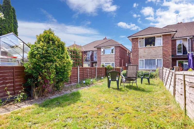 2 Bedrooms Maisonette Flat for sale in Westerham Drive, , Sidcup, Kent