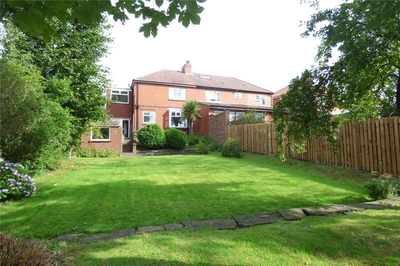 4 Bedrooms Semi Detached House for sale in Crow Hill South, Alkrington, Middleton, Manchester, M24