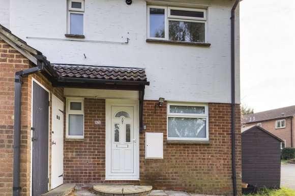 1 Bedroom Property for sale in Stravinsky Road, Basingstoke