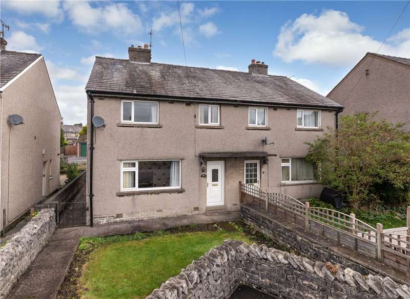 3 Bedrooms Semi Detached House for sale in Mill Close, Settle